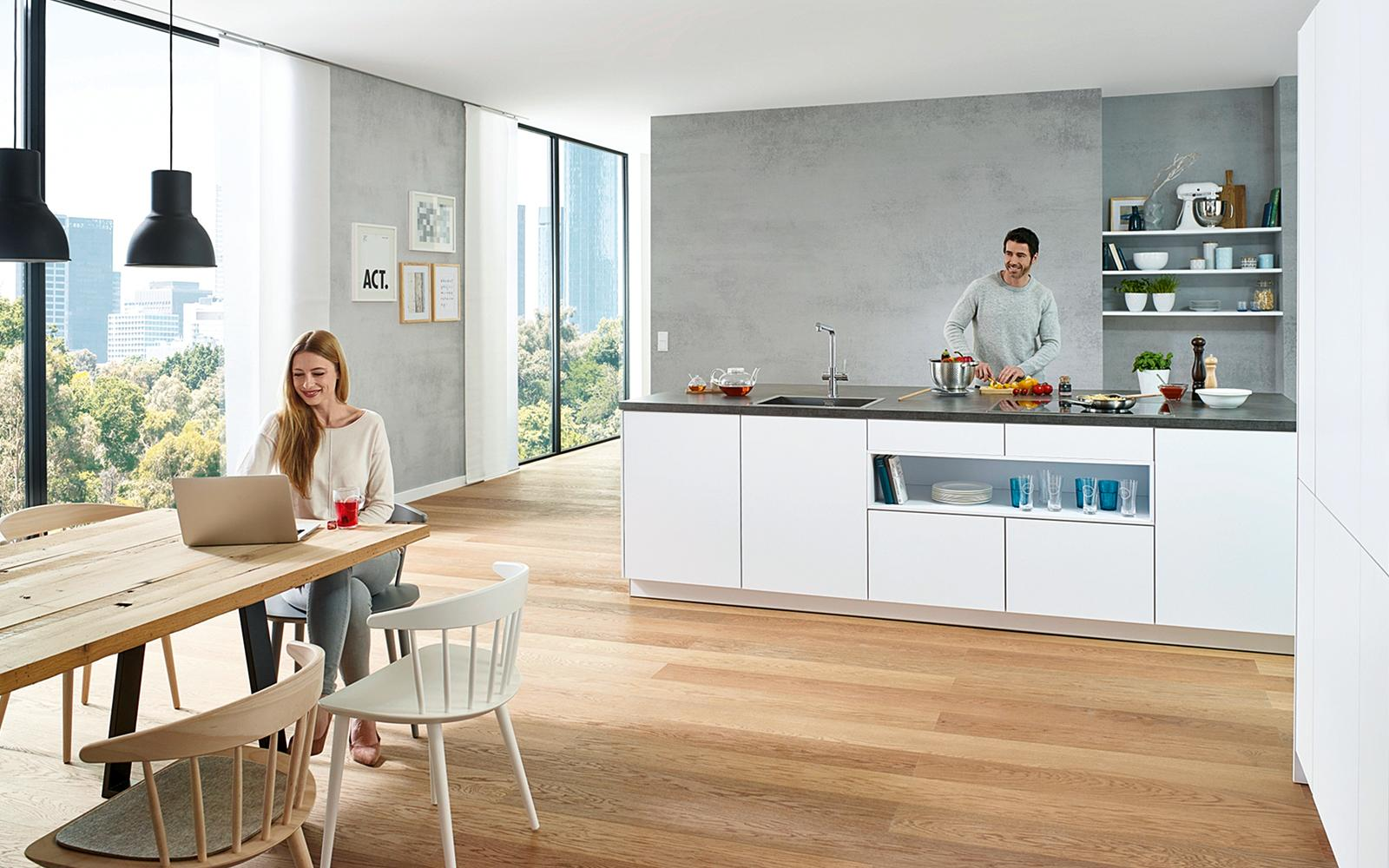 Kuchenarmatur Grohe Red Schimmel Hof Oberfranken